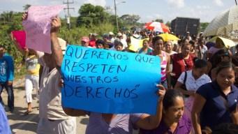 """Cuna de AMLO aprueba """"Ley Garrote"""" contra manifestantes"""