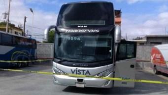 Secuestran a 19 pasajeros de un autobús en México