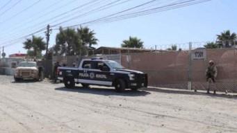Hallan narcotúnel en la ciudad fronteriza de Tijuana