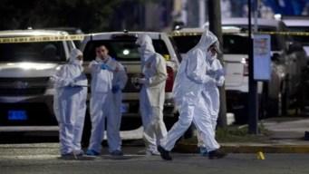Mueren 4 personas en un tiroteo; detienen a 25