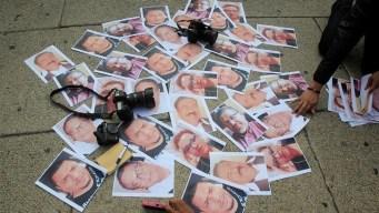 Periodista amenazado pide protección; lo asesinan