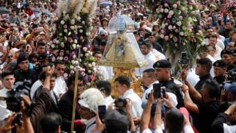 Cientos de miles refrendan fe por Virgen de Zapopan