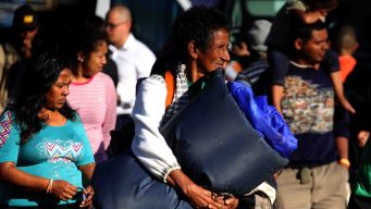 Mensaje de Trump causa indignación en migrantes