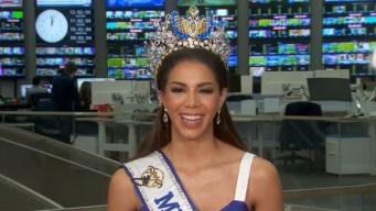 Miss Venezuela desea representar a los migrantes