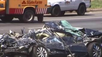 Prince George: 1 muerto, 6 heridos en accidente de bus