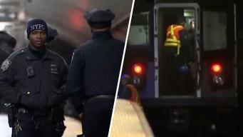Espantosa muerte de hombre arrastrado por un tren