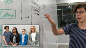 Estudiantes crean una app para ayudar a inmigrantes