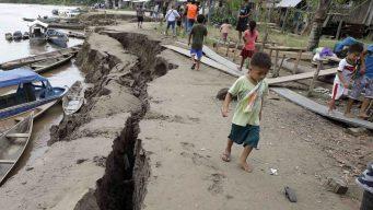 Poderoso terremoto en Perú deja un muerto y 6 heridos