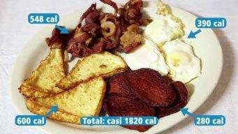 Un buen desayuno es la clave para un buen día y una buena salud