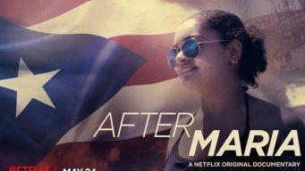 Miles exigen Netflix quite corto sobre huracán María