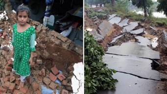 Video: impresionante temblor deja muerte y destrucción