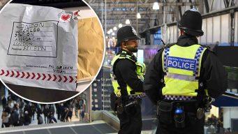 Investigan hallazgo de paquetes bomba en Londres