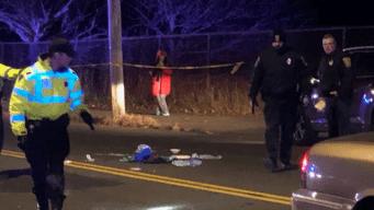 Madre e hijo heridos gravemente al ser atropellados en Peabody