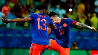 Antecedentes que hacen favorito a Colombia sobre Qatar