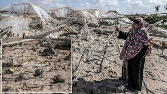 En video: Israel lanza bombazo de represalia en Gaza