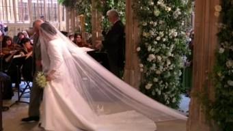 El príncipe Harry y Meghan Markle se casan ante la mirada del mundo