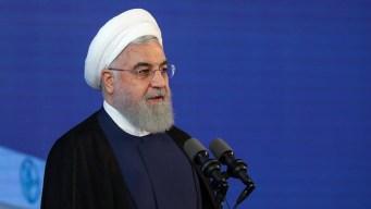 Tensión con EEUU: lo que dice el presidente de Irán