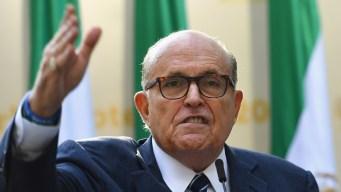 Otro arrestado en investigación de asociados de Giuliani