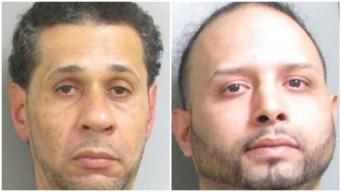 Dos arrestados tras persecución en centro comercial
