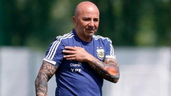 Sampaoli empieza a definir el 11 titular de Argentina