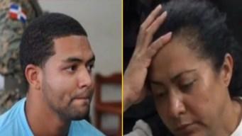 Marlon Martínez exculpa a su madre en caso de Emely