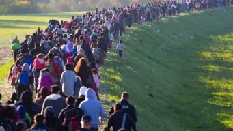 Cada vez son menos los refugiados que EEUU acepta