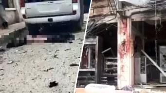 Video: brutal bombazo de ISIS mata a estadounidenses