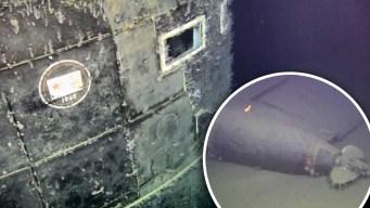 Amenaza latente: submarino nuclear en el fondo del mar