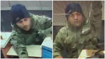 Duplican recompensa por info de robo de banco en Somerville
