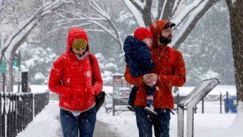 Siete muertos por tormenta invernal en partes de EEUU