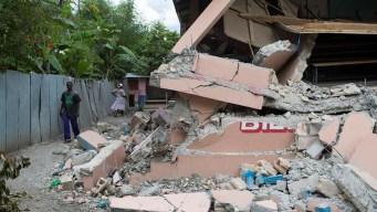 Sube la cifra de muertos tras el sismo en Haití
