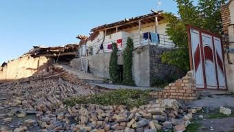 Terremoto deja muertos, heridos y destrucción en Irán