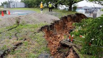 Al menos 26 heridos tras terremoto en Japón
