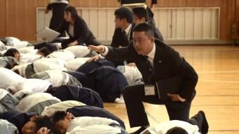 En video: fuerte terremoto sacude el sudoeste de Japón