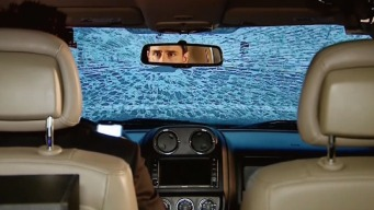 Simulador de la muerte: los peligros de manejar y textear