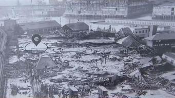 Conmemoran muertes en inundación de melaza en Boston