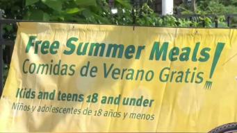 Inicia programa de comida gratuita para niños en CT