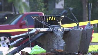 Mueren dos personas tras ser atropelladas en parque de DC