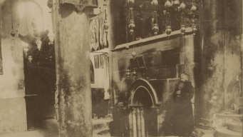 Así lucía Tierra Santa en el 1900