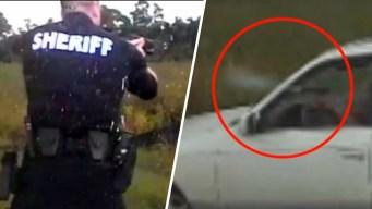 Policías balean a menor hispano con arma de juguete