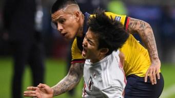 Ecuador y Japón quedan eliminados de la Copa América