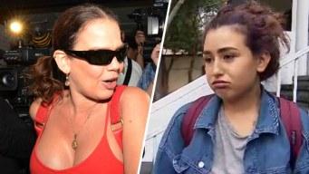 Detienen a hija de Niurka Marcos por portar marihuana