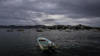 Se forma la tormenta tropical Carlotta cerca de Acapulco