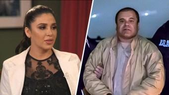 """Exclusiva: esposa de """"El Chapo"""" rompe el silencio"""