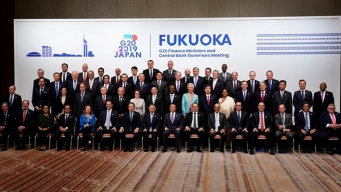 El G20 alerta sobre riesgo de crecimiento mundial