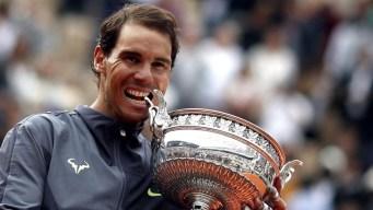 Rafael Nadal hace historia con victoria en Francia