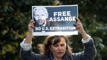 """Niegan fianza a Bini, """"amigo"""" de fundador de WikiLeaks"""