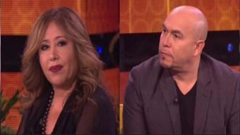 Hermano de Jenni Rivera y reportera discuten en Don Francisco Te Invita