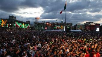 El Grito de Independencia y las 20 vivas de AMLO