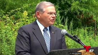 Senador Bob Menéndez hace pedido federal por el Zika